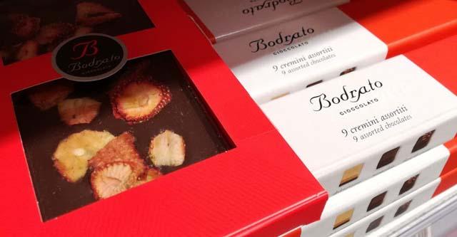 イタリア チョコレート工房 BODRATO