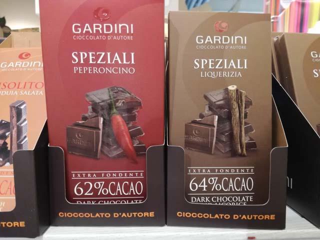 イタリア チョコレート工房 フラテッリ・ガルディーニ