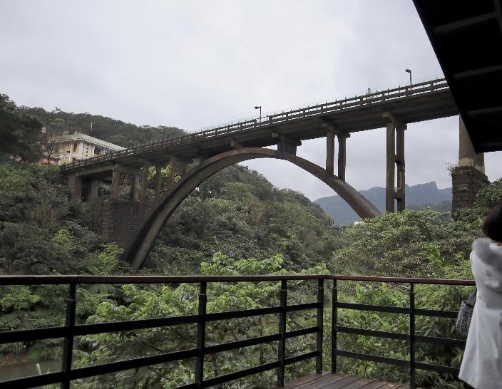 猴硐猫村の廃墟