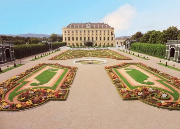 オーストリア シェーンブルン宮殿