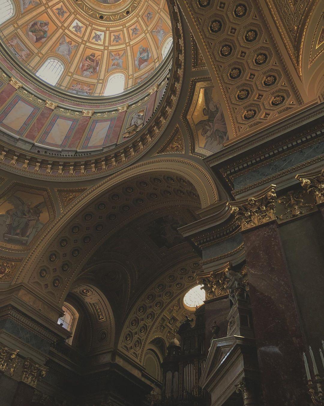 ブダペスト 聖イシュトヴァーン大聖堂