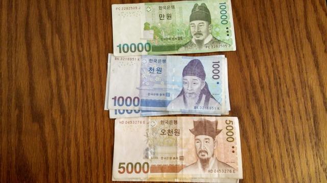 韓国コスメを買う費用
