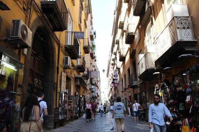 ナポリ旧市街