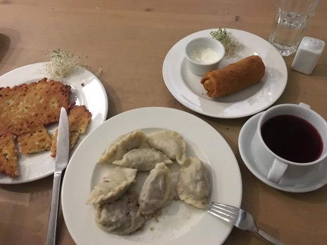 クラクフ レストラン