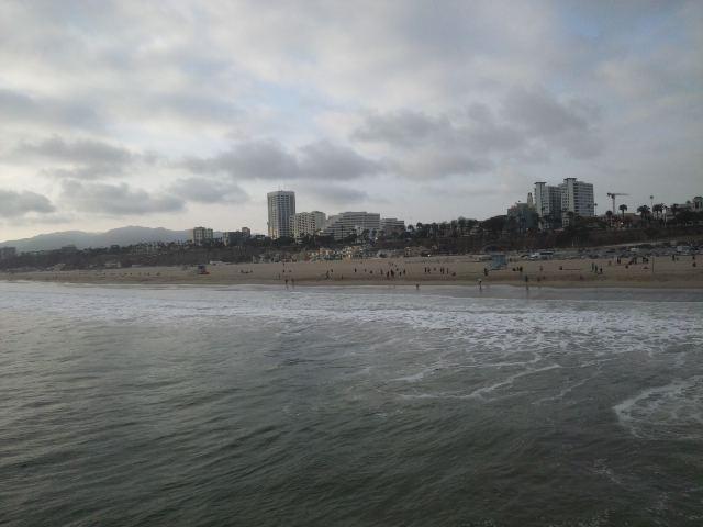 ロサンゼルスのサンタモニカ