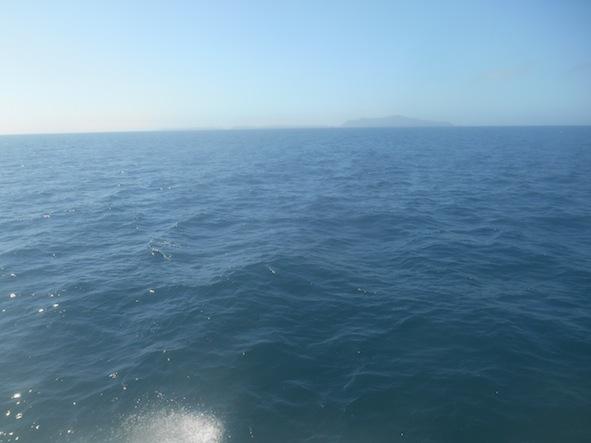 チャネル諸島周辺の海