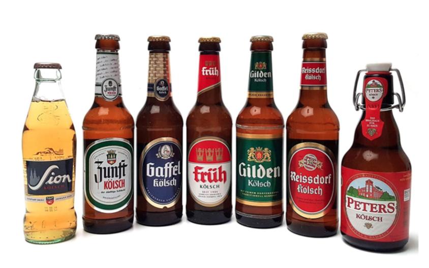 ケルンビールの種類