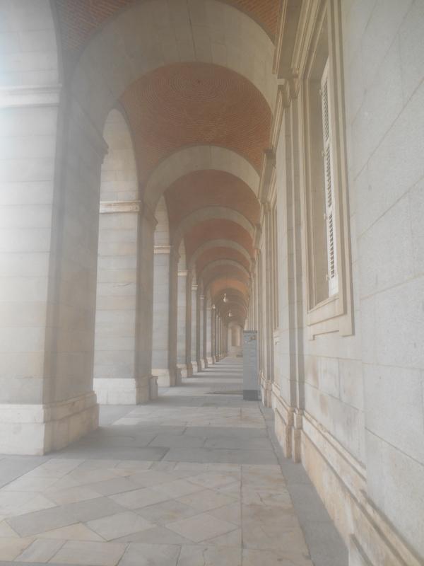 マドリード王宮の建造物