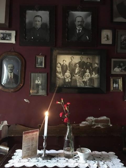 クラクフ・カジミェシュのカフェ
