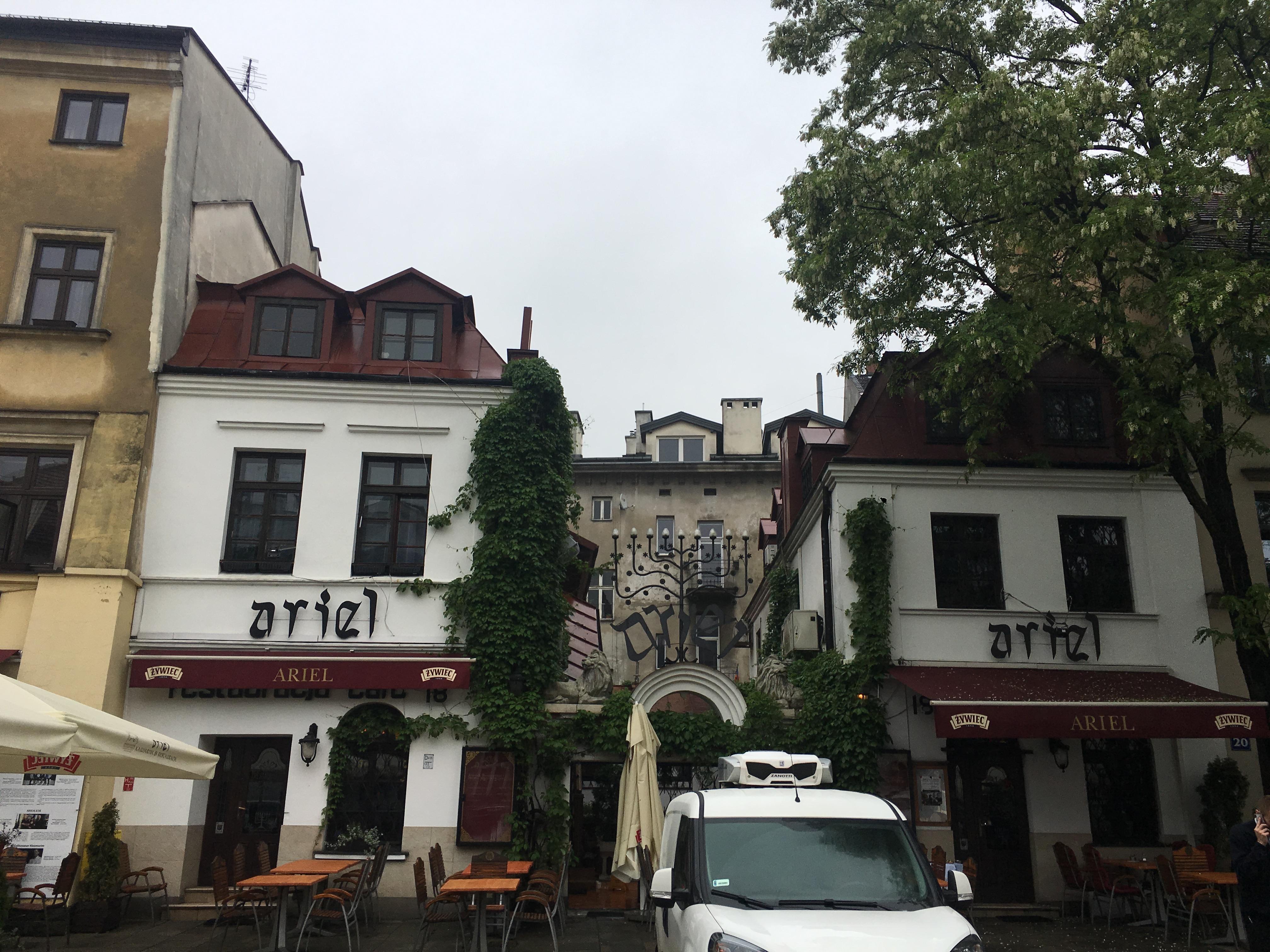 クラクフ・カジミェシュレストラン