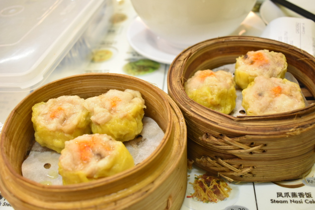 Wing Heng Hongkong Dimsum Shop料理