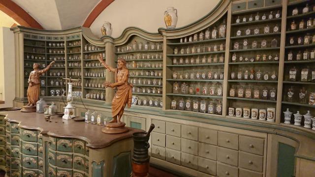 ドイツ薬学博物館