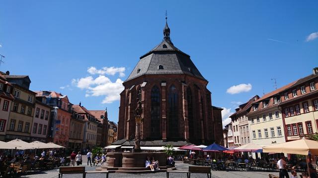 ハイデルベルク 聖霊教会