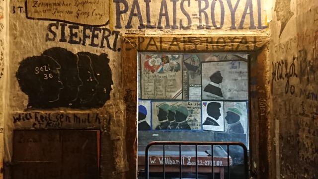 ハイデルベルク 学生牢Palais Royal