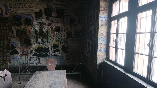 ハイデルベルク 学生牢