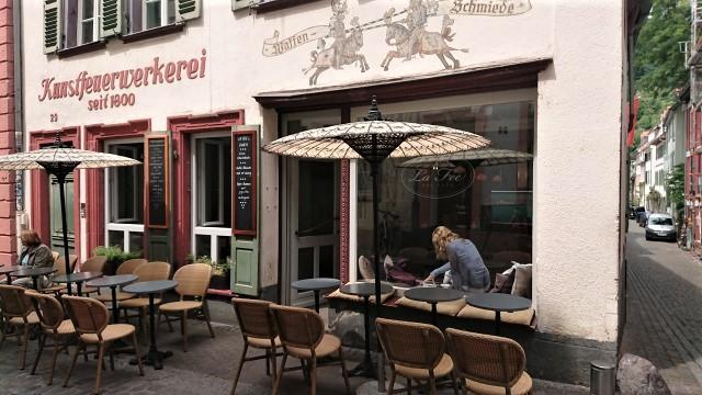 ハイデルベルク La Fée Bar Café