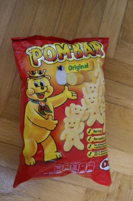 クマが可愛いPombar