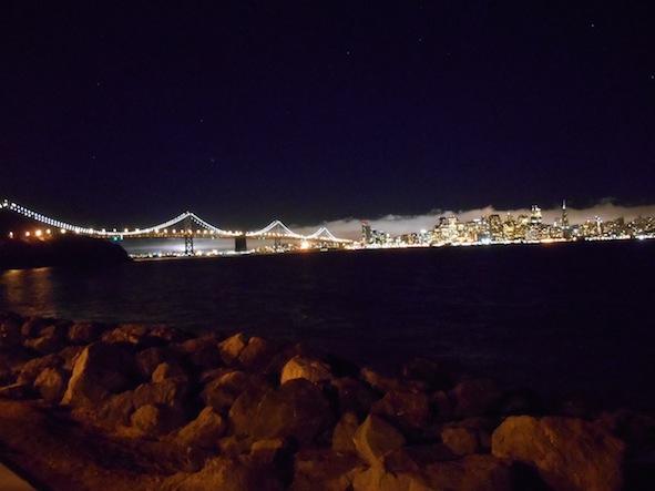 サンフランシスコのトレジャーアイランド