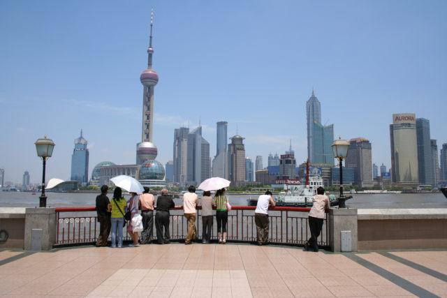 上海浦東新区陸家嘴