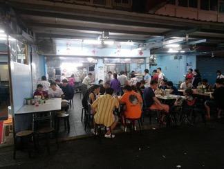 地元の食堂