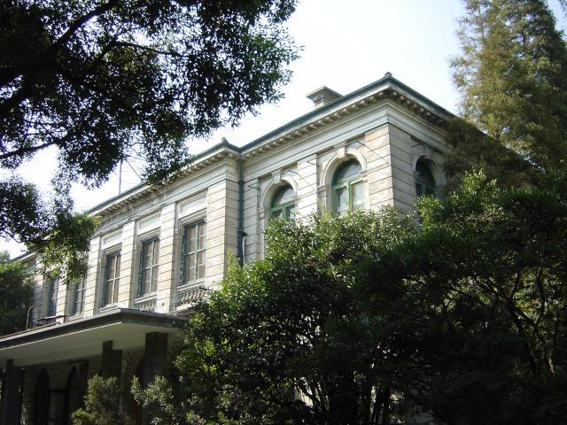 外灘旧英国領事館