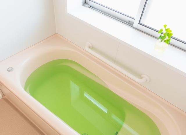 ハッカ油風呂