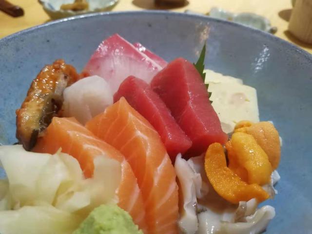 上海のお寿司