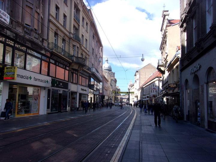 イリツァ通り