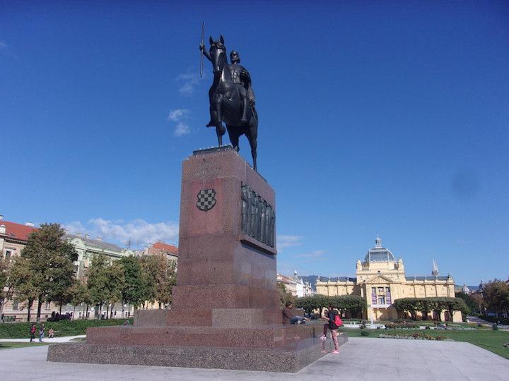 トミスラフ広場