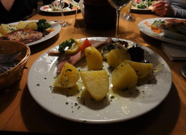 ドイツのレストラン