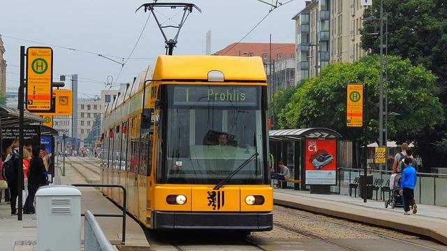 ドイツの公共交通機関