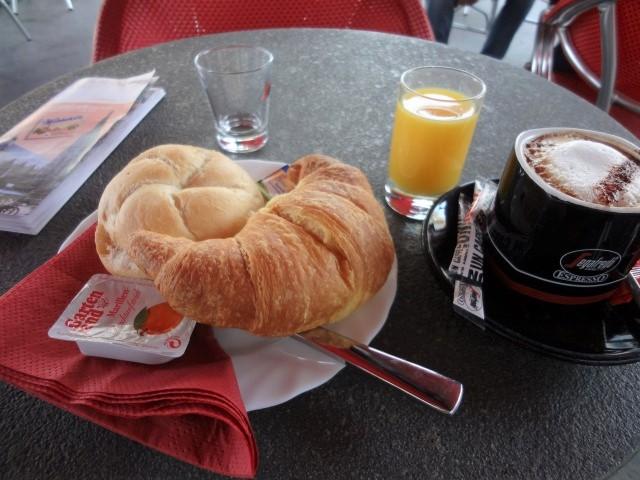 ドイツのカフェ