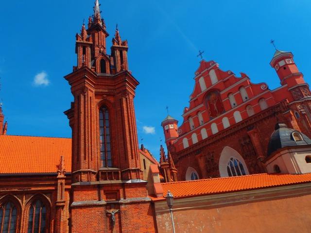 リトアニアの教会