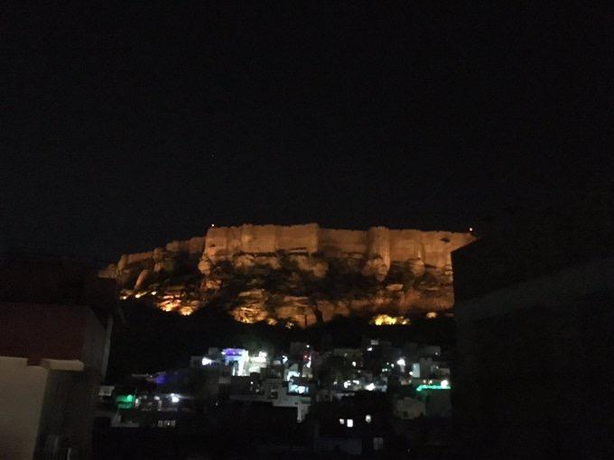 メヘラーンガル城砦