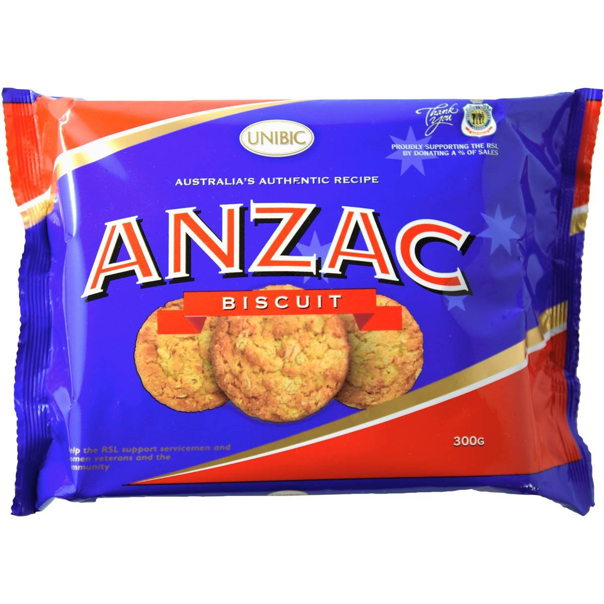 ANZACクッキー