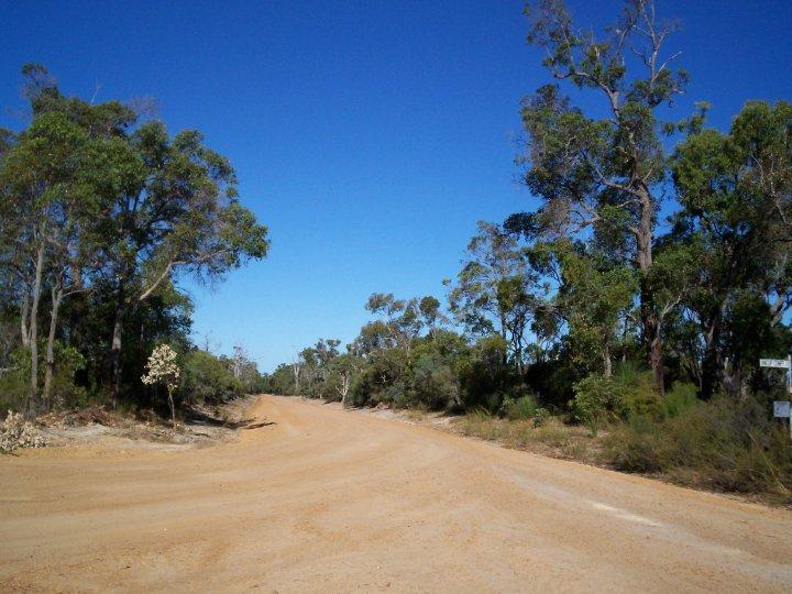 西オーストラリア州道路