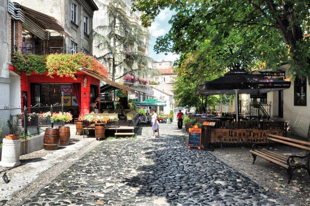 スカダルリヤ通りでの一枚