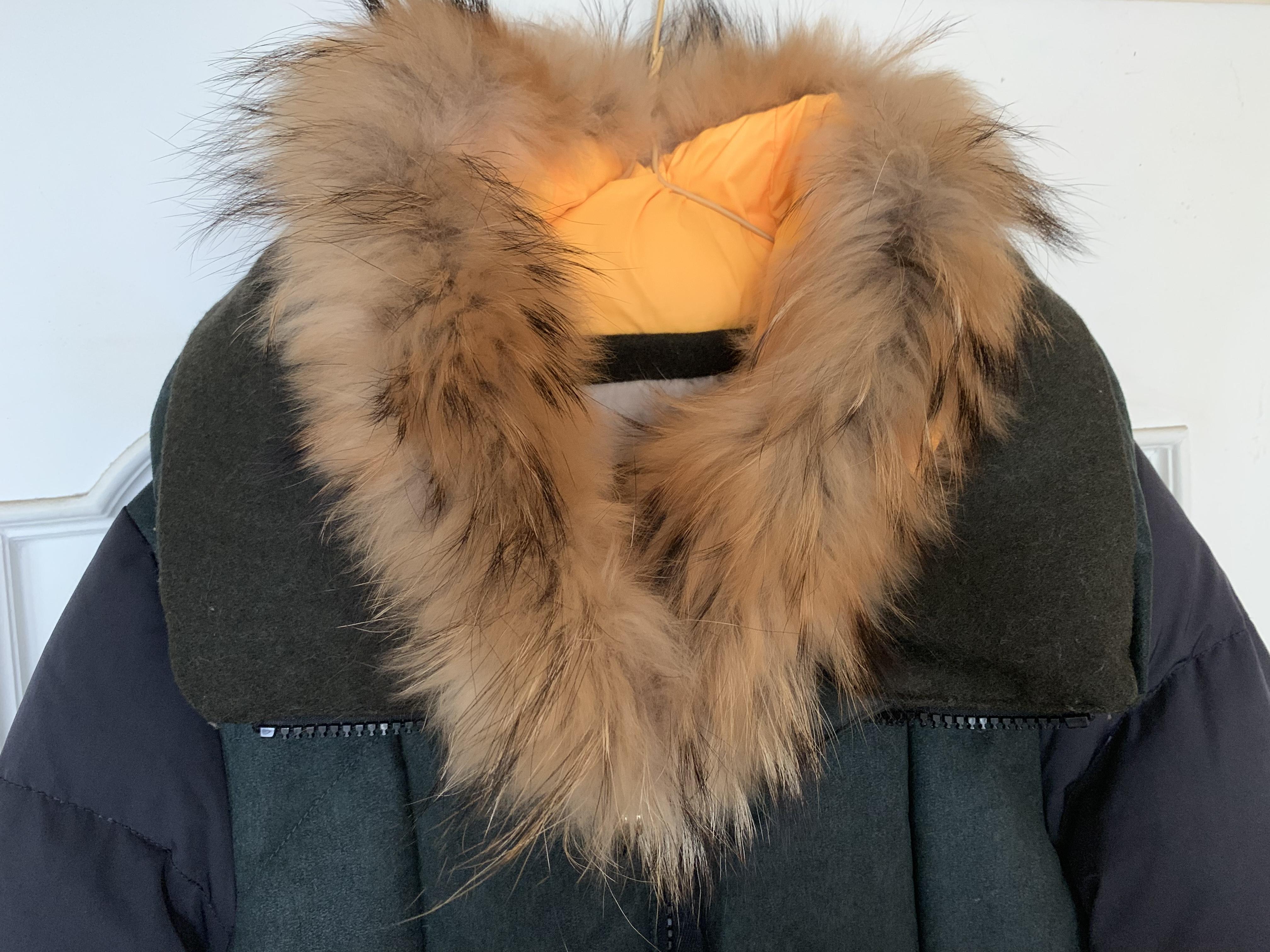 冬のソウルの服装