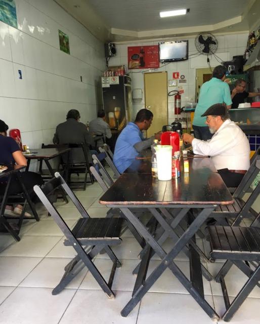 ブラジル 食堂
