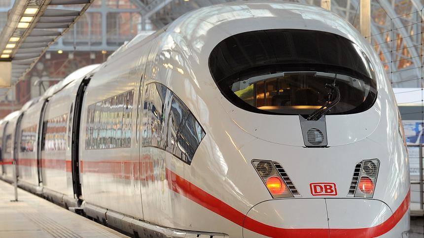 ドイツ版新幹線 ICE