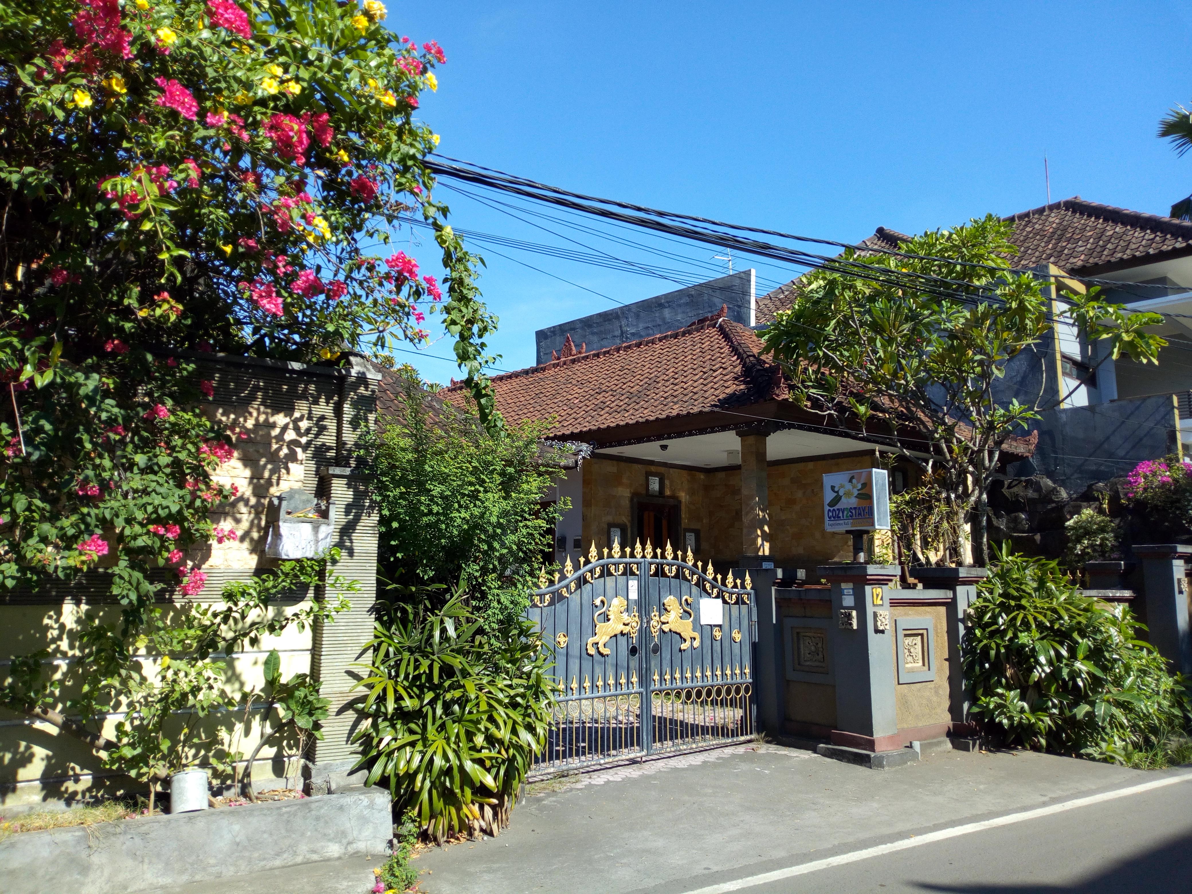 バリ島ローカルエリア