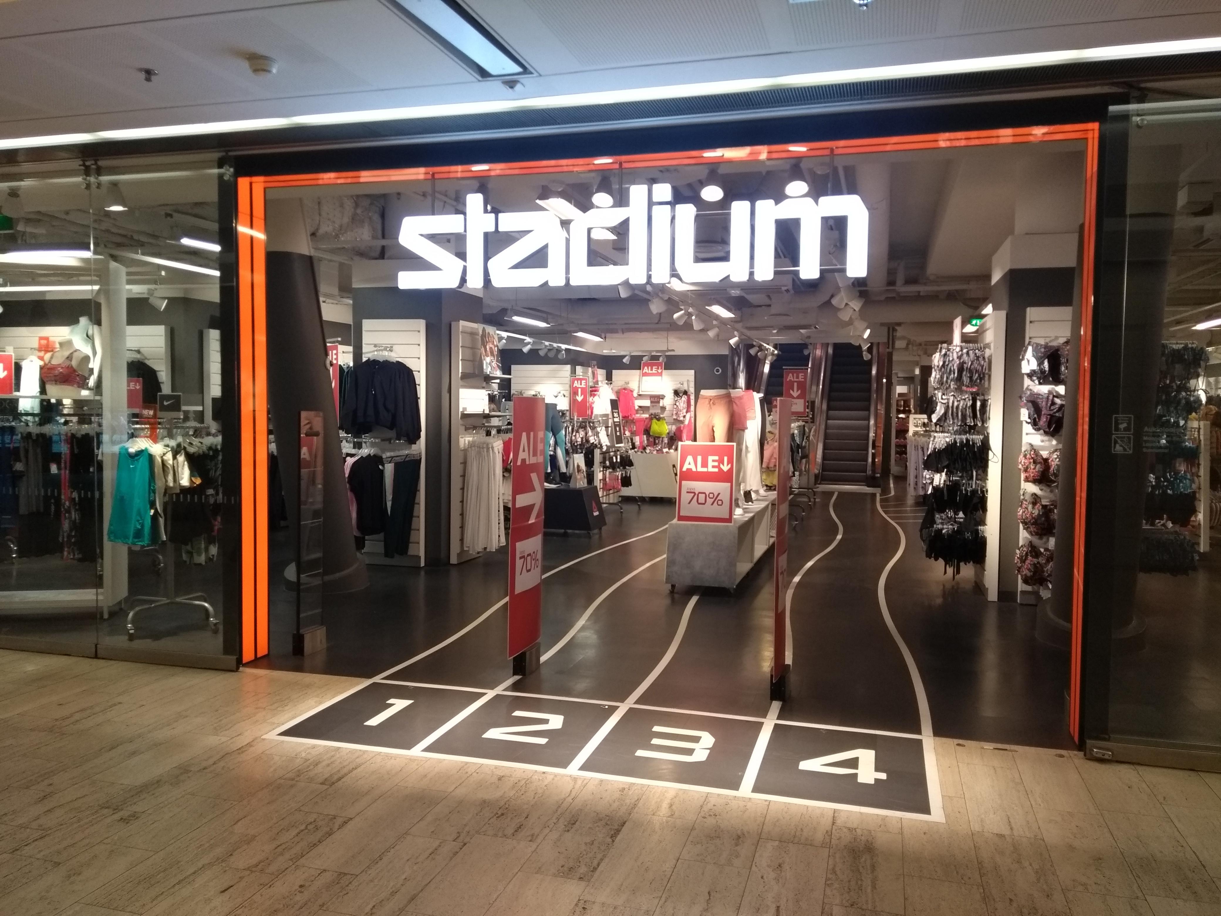 Stadium入り口