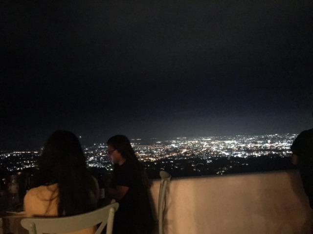 セブ島の夜景