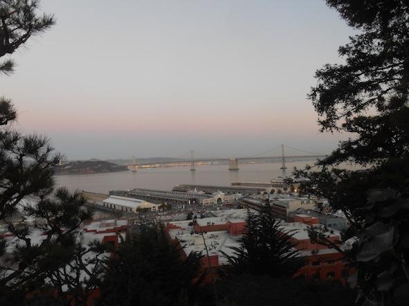サンフランシスコ・オークランド・ベイブリッジ