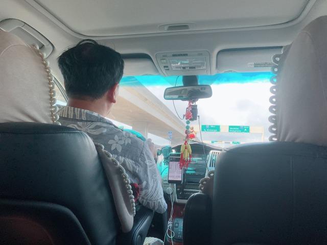 Uberドライバー