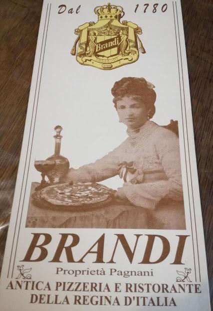 ナポリピザ ブランディ