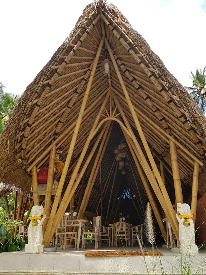バリ島レストラン