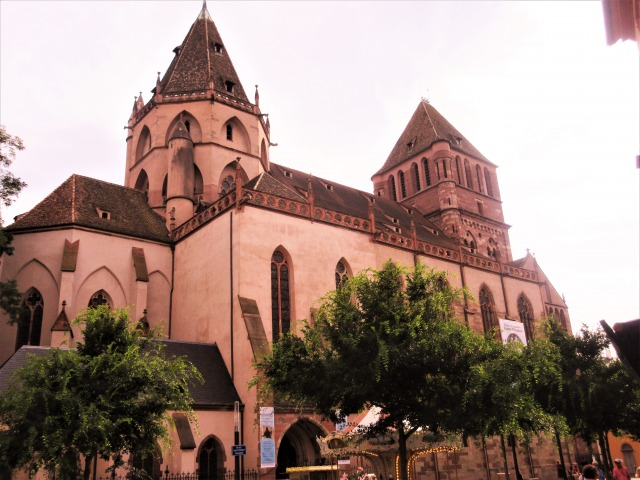 ストラスブール サン・トーマ教会
