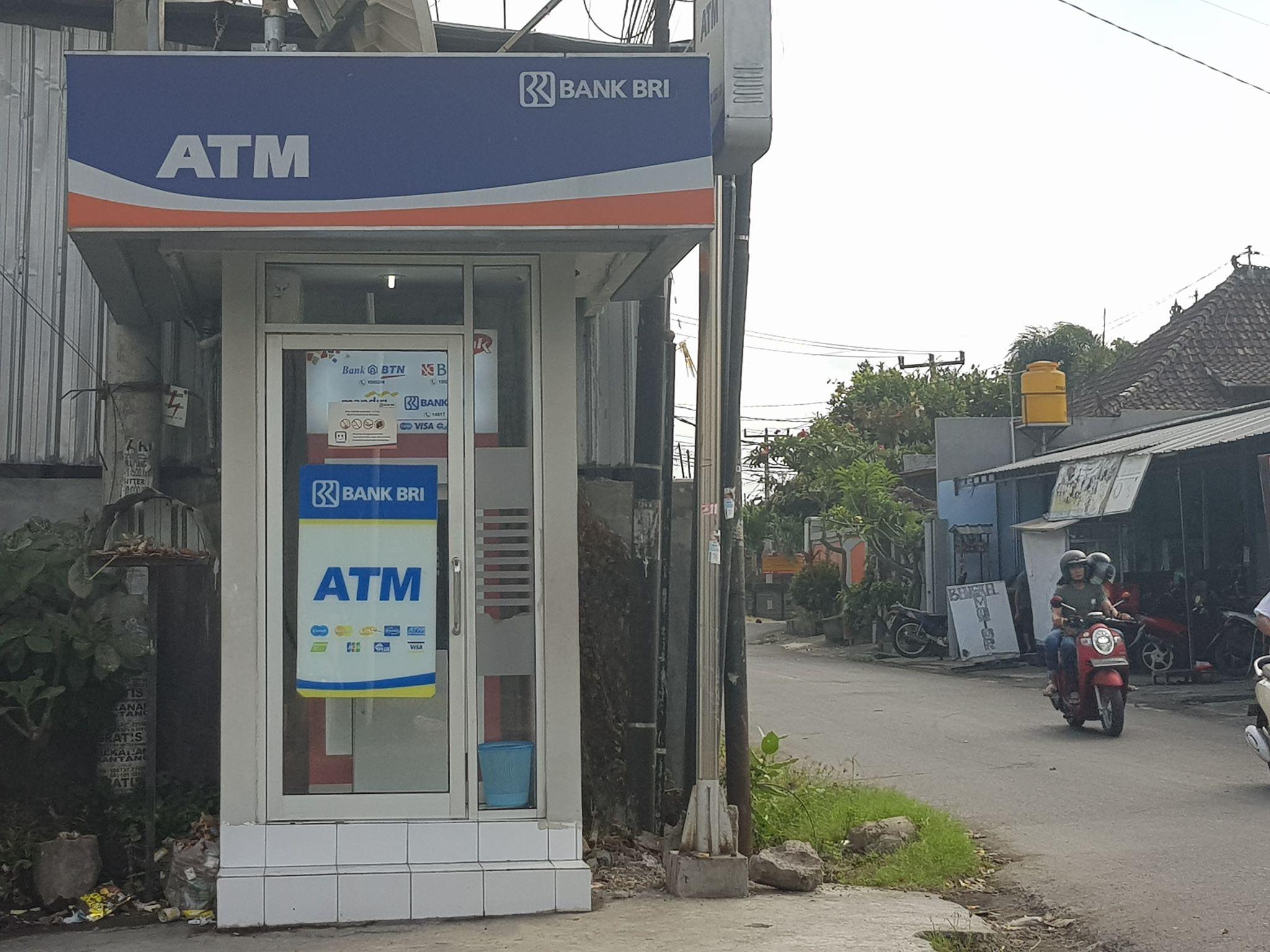 バリ島ATM