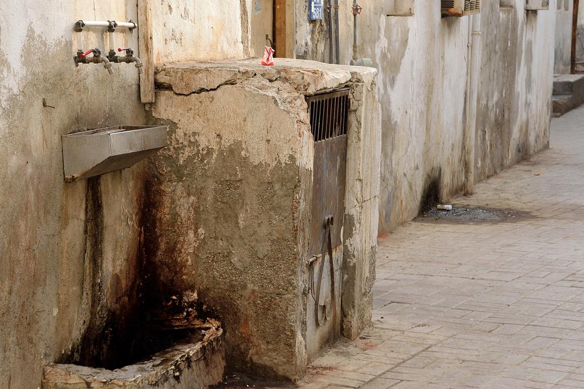 ムトラの公共水道